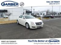 Introducing the 2011 Cadillac CTS ! Featuring a 3.0L V6