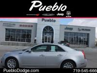 AWD. You'll NEVER pay too much at Pueblo Dodge Chrysler
