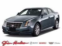 This 2011 Cadillac CTS Sedan 4dr Sdn 3.0L Luxury RWD is