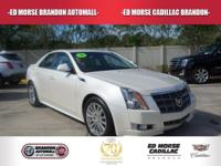 Ed Morse Cadillac Brandon is excited to offer this 2011