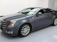 This awesome 2011 Cadillac CTS comes loaded with the