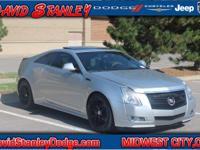 CTS Performance, 2D Coupe, 3.6L V6 DI VVT, Automatic,