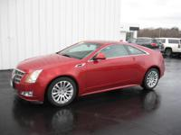 2011 Cadillac CTS It does everything so well, except be