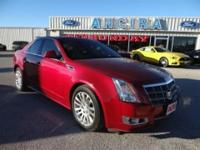 This used Cadillac CTS Premium is now for sale in
