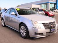 Cadillac Certified, CARFAX 1-Owner, LOW MILES - 27,044!