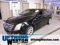 This is a Cadillac, CTS for sale by Uftring Autogroup.