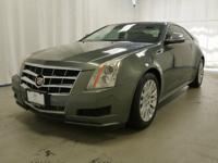 2011 Cadillac CTS Thunder Gray ChromaFlair RWD 6-Speed