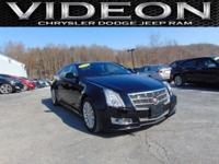 2011 Cadillac CTS Coupe Premium Our Location is: Videon