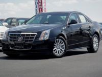 Model: CTS Make: Cadillac Year: 2011 Type: 4 Dr Sedan