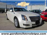 2011 Cadillac CTS Luxury For Sale.Features: AUDIO