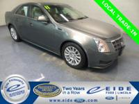 2011 Cadillac CTS Luxury Highlighted with Power