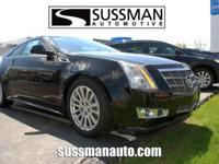 2011 Cadillac CTS Performance For Sale.Features:Leather