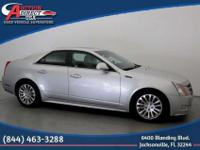This is a 2011 Cadillac CTS 3.0L Performance that is