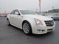 This CTS was recently acquired from a Local Owner! 2011