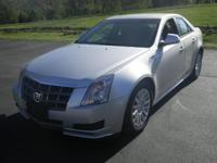 2011 Cadillac CTS Sedan 4dr Car Our Location is: Nelson