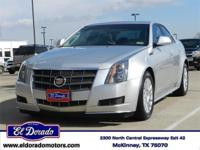 2011 Cadillac CTS Sedan 4dr Car Luxury. Our Location