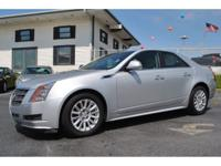 2011 CADILLAC CTS Sedan ADJUSTABLE HEADRESTS AIR
