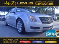 2011 Cadillac CTS Sedan 4dr Sdn 3.0L RWD Our Location