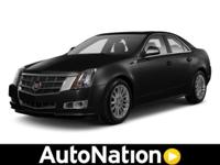 2011 Cadillac CTS Sedan Our Location is: AutoNation