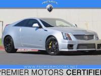 Options:  2011 Cadillac Cts-V Silver 6.2L V8 2