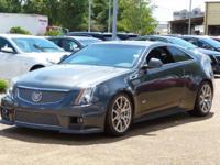 Options:  2011 Cadillac Cts-V