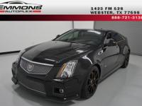 **WE FINANCE** with V COUPE pkg., 6.2L-V8 SUPERCHARGED,
