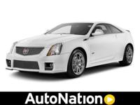 2011 Cadillac CTS-V Coupe Our Location is: AutoNation