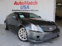 2011 Cadillac CTS-V Coupe Coupe Our Location is: