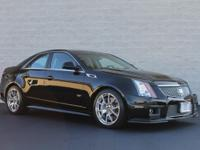 CTS-V 6.2L SUPERCHARGED V8 w/556HP NAVIGATION 1-Owner