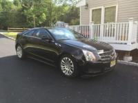 CTS4 Coupe, 3.6L, black on black, 31000 miles, Cadillac