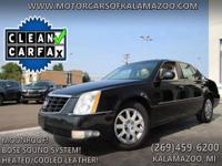 Options:  2011 Cadillac Dts Premium Collection|Parking