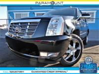 ONE OF SEVERAL GORGEOUS CADILLAC ESCALADES WE HAVE TO