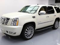 This awesome 2011 Cadillac Escalade comes loaded with