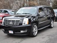 Recent Arrival! AWD. 2011 Cadillac Escalade ESV Luxury