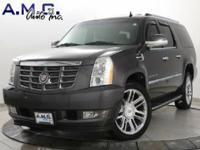 2011 CADILLAC ESCALADE ESV SUV !! NO NEED FOR PERFECT