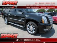 All the right ingredients!!! This 2011 Cadillac