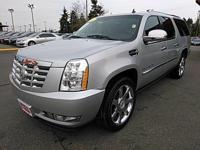 AWD. 2011 Cadillac Escalade ESVReviews: * Strong and