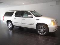 Options:  2011 Cadillac Escalade Esv
