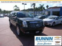Options:  2011 Cadillac Escalade Esv Premium|Black|This