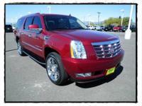 All Wheel Drive!!!AWD... This Infared 2011 Cadillac