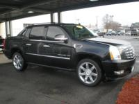 2011 Cadillac Escalade EXT Premium Exterior:Black