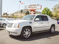 Options:  2011 Cadillac Escalade Ext Luxury|Clean