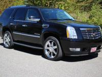 Black Raven 2011 Cadillac Escalade Hybrid 4WD 4-Speed