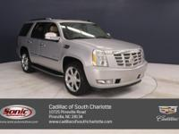 This 2011 Cadillac Escalade Luxury comes complete with