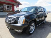 Options:  2011 Cadillac Escalade Rear Dvd! Navigation!