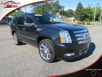 This all wheel drive 2011 Cadillac Escalade Platinum