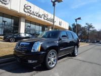 Exterior Color: black, Body: SUV, Engine: 6.2L V8 16V