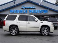 Clean Carfax Two Owner SUV with 3rd Row Seats!