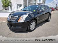 Looking for a clean, well-cared for 2011 Cadillac SRX?