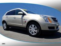 New Price! This 2011 Cadillac SRX Luxury in Gold Mist